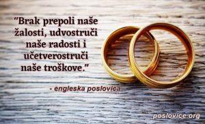 izreke o braku